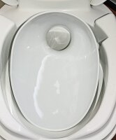 Twusch 2.0 Set Porcelain insert for Thetford Toilets C200