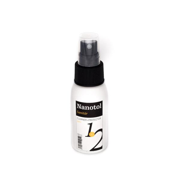 Nanotol Sanitair (50ml) 2in1 Opfrisser