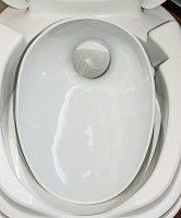 Twusch Set Porcelain insert for Thetford Toilets